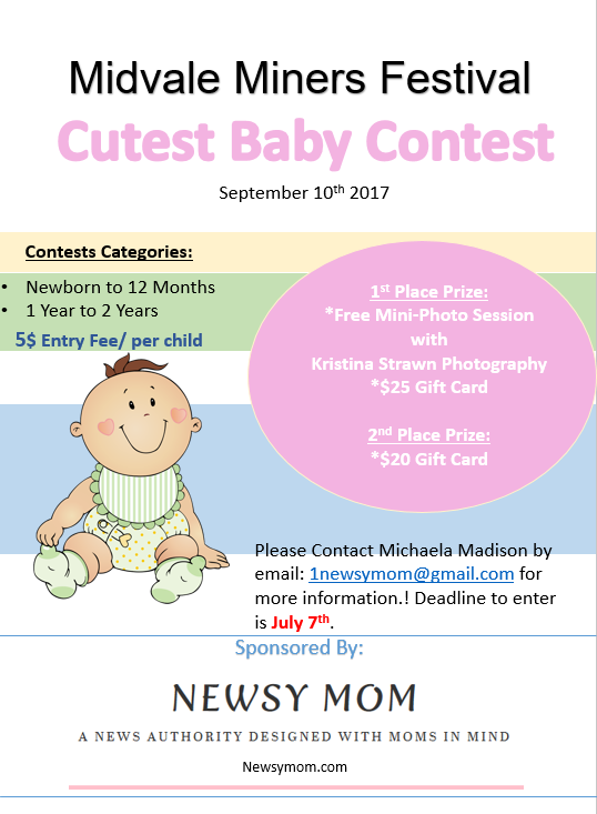 Cutest Baby Contest